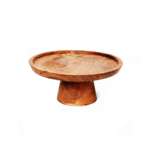 Bazar Bizar houten taartenhouder