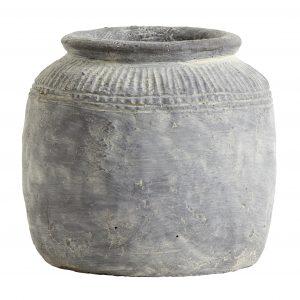 Bloempot Cement